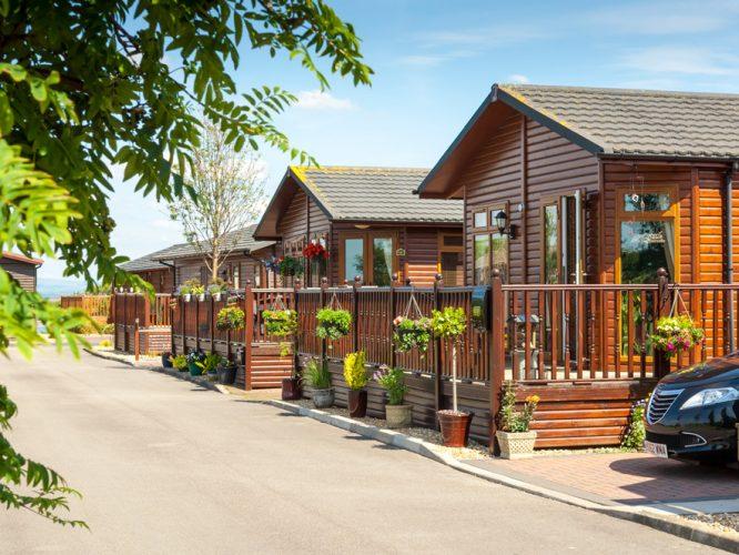 Willowgrove Leisure Park entrance UK Leisure Parks