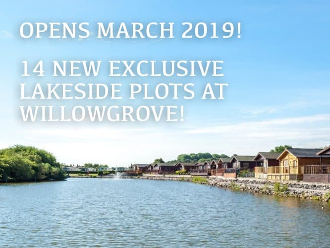 new plots at willowgrove opens March 2019