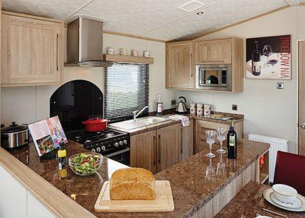 X2 Carnaby Helmsley Lodge, Poulton Plaiz