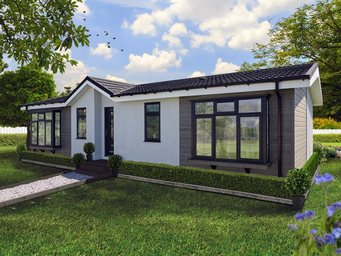 The new Charnwood home from Willerby
