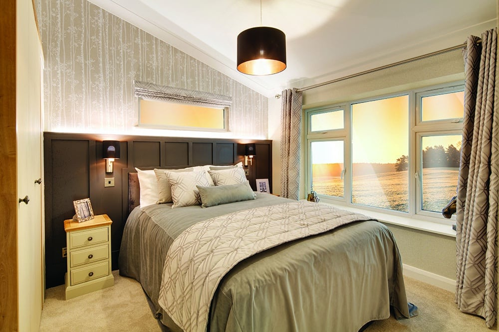 Delamere bedroom