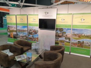 UK Leisure stand at EventCity