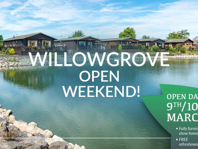 willowgrove open weekend