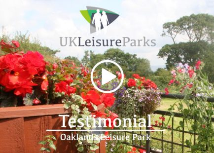 Oaklands Testimonial UK Leisure Parks