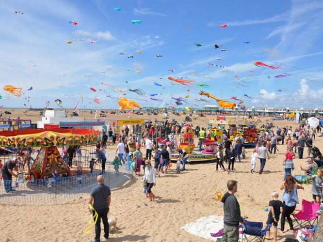 LET'S GO FLY A KITE – ST ANNE'S INTERNATIONAL KITE FESTIVAL THIS WEEKEND! 🌤