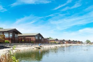 UK Leisure Parks new show homes on Kingfisher Drive