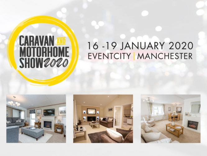 THE CARAVAN AND MOTORHOME SHOW 2020 STARTS TODAY!