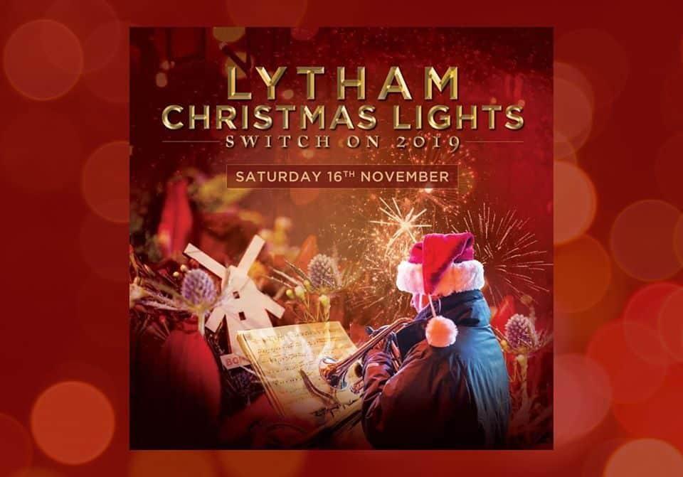 Lytham Christmas Lights Switch On