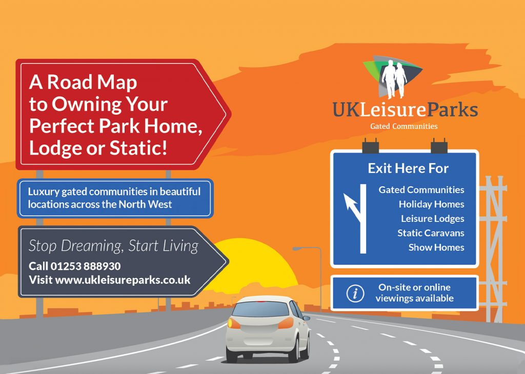 Road map to finding your perfect park home