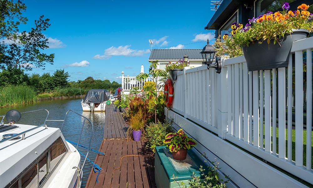 Boats at the Smithy