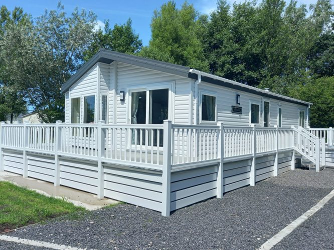 Oakwood Crescent Welcomes a Willerby!