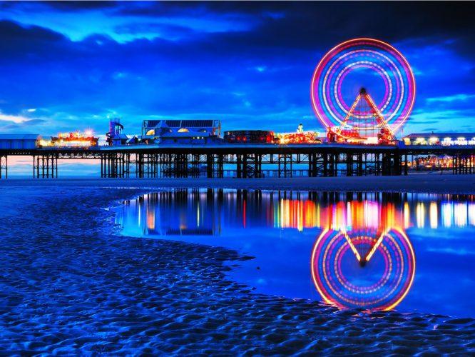 The Blackpool Illuminations 2021 Are Here!